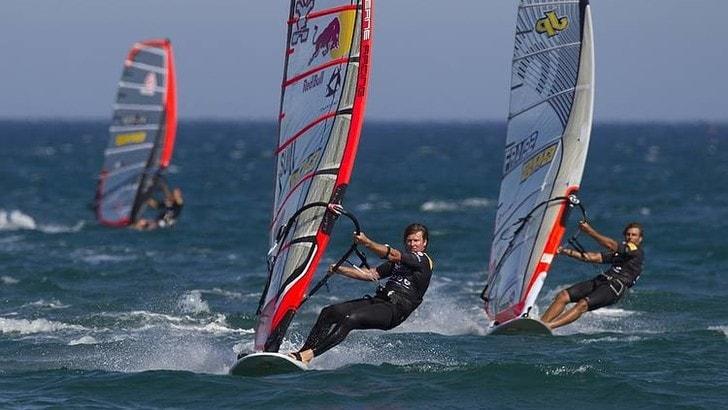 Windsurf slalom: tricolore under 20 il reggino  Scagliola,  Iotti nell'under 17