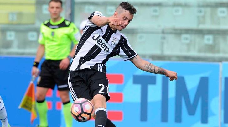 Juventus, una gioia al Camp Nou: l'esordio a 17 anni per Caligara
