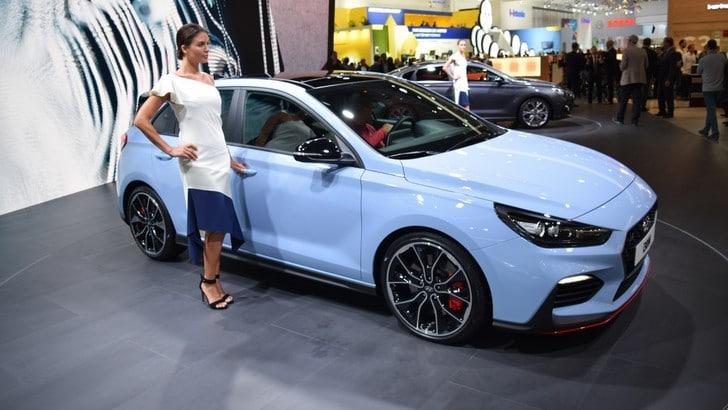Salone di Francoforte, le anteprime Hyundai
