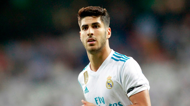 Champions League, il Real Madrid perde Asensio...per una ceretta