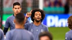 Calciomercato, il Real Madrid blinda Marcelo: rinnovo fino al 2022