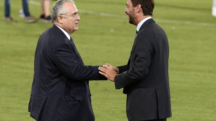 Lazio, Lotito: «Inzaghi alla Juventus? Conta il presidente...»