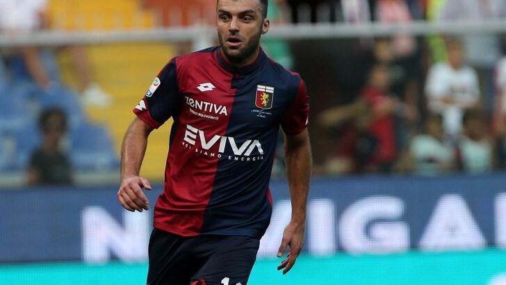 Serie A Genoa, Pandev ai box: affaticamento muscolare