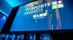 Tv Sports Awards da favola con il Golden Boy 2017