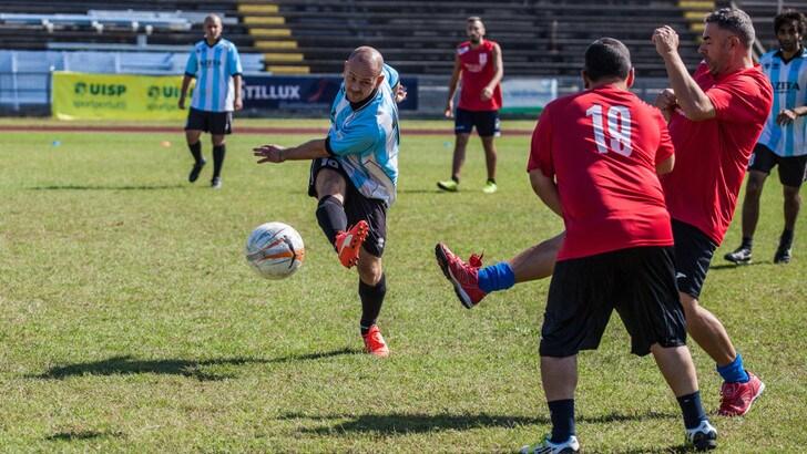 Matti per il calcio dal 21 settembre a Montecatini terme