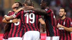 Europa League Austria Vienna-Milan, formazioni ufficiali e diretta