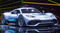 Mercedes Amg Project One, 1000 cv al Salone di Francoforte