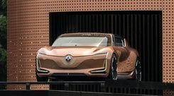 Renault Symbioz concept, l'auto entra in casa