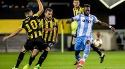 Europa League, Vitesse-Lazio 2-3: la vittoria è firmata Murgia