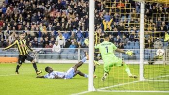 Europa League Vitesse-Lazio 2-3, il tabellino