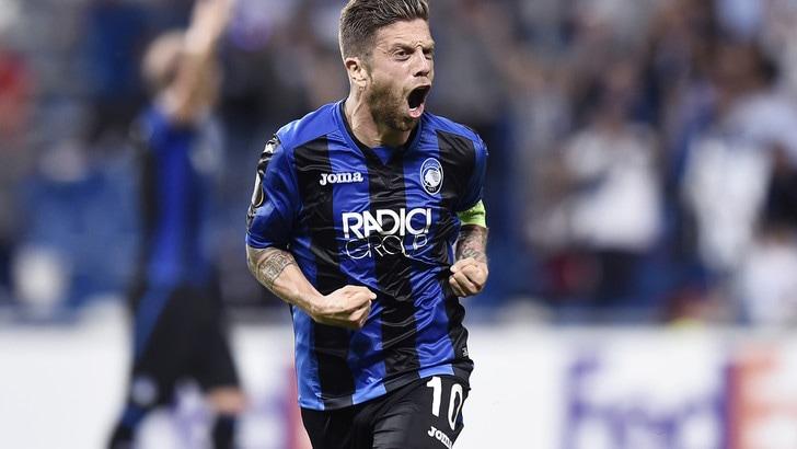 Europa League: l'Atalanta vola anche in lavagna