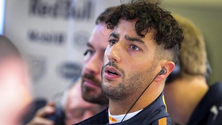 F1 Singapore: Ricciardo vola anche nelle seconde libere
