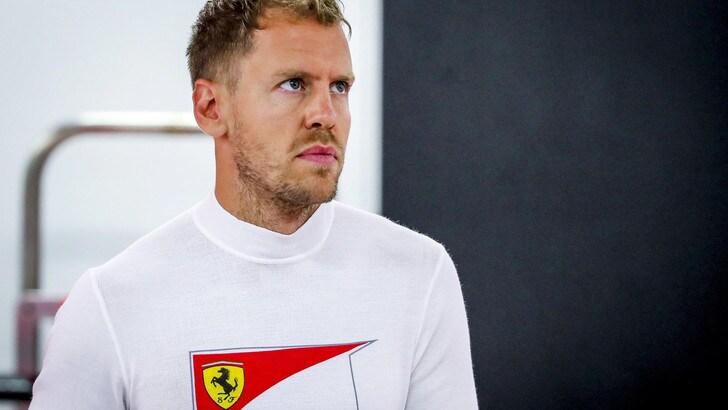 F1 Singapore, Vettel: «Manca un po' di fiducia»