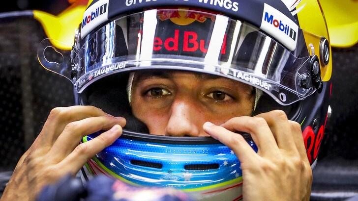 F1 Singapore, Ricciardo: «Possiamo centrare la pole»