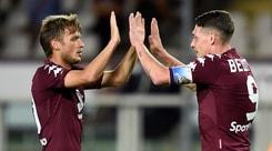 Il Torino parla da grande: l'Europa in testa