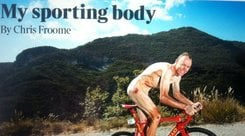 Ciclismo, Chris Froome si mette a nudo sul Times