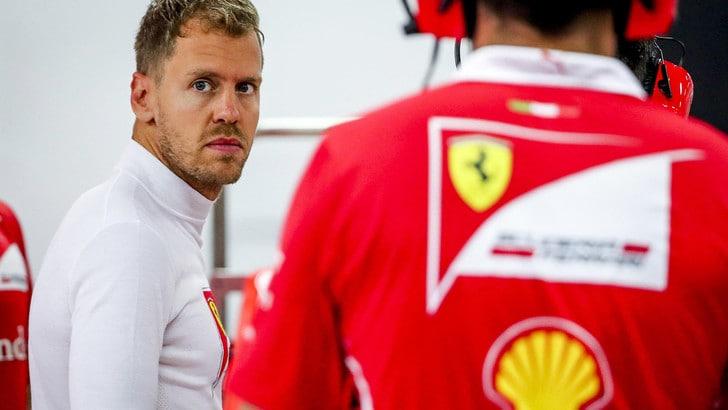F1 Singapore, Vettel: «Questa macchina meritava la pole»