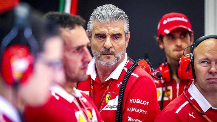F1 Gp Singapore, Arrivabene: «Sarà più difficile, ma non è finita»