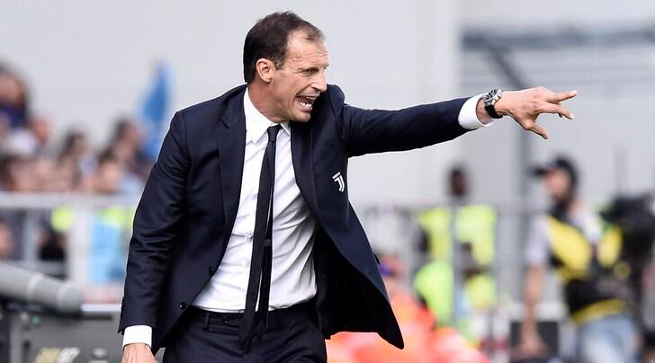 Juventus, Allegri: «Buffon riposa, c'è Szczesny. Higuain deve stare tranquillo»