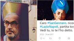 Sciolto il sangue di San Gennaro, Napoli tra sacro e profano: «Sarà scudetto!»