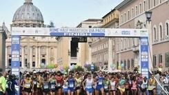 Roma Half Marathon Via Pacis, una corsa e un messaggio di pace al mondo