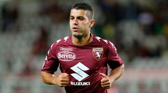 Torino, incidente stradale per Iago Falque: calciatore illeso