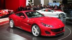 Ferrari Portofino, tutto sull'erede della California T