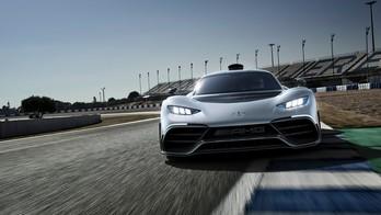 Mercedes AMG Project One, una F1 sotto mentite spoglie