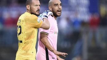 Serie B Palermo, Bellusci: «Possiamo crescere ancora»