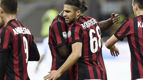 Milan-Spal 2-0, a San Siro decidono due rigori