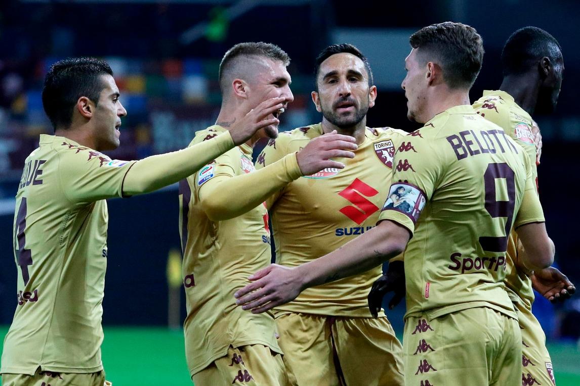 Udinese-Torino 2-3: Belotti e Ljajic show, colpo al Friuli