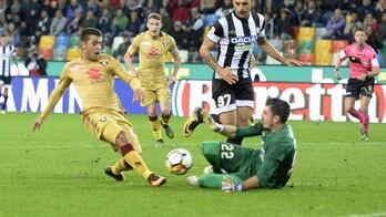 Serie A Udinese-Torino 2-3, il tabellino