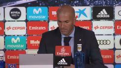Real ko e Zidane imita Allegri: «Calma...»