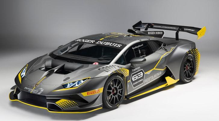 Lamborghini Huracan Super Trofeo Evoluzione Della Specie Tuttosport