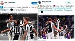 Juventus, tutte le reazioni social. Matuidi si esalta: «Bella vittoria»