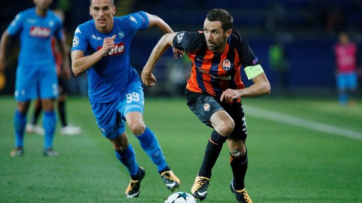 Calciomercato Cagliari, Darijo Srna è un giocatore rossoblu
