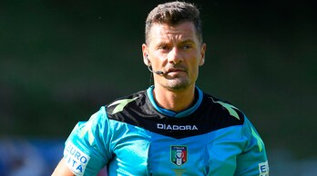 Arbitri serie A: il derby Juventus-Torino a Giacomelli
