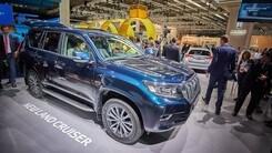 Toyota Land Cruiser, inossidabile sessantacinquenne