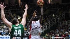 Basket Serie A, Reggio Emilia riabbraccia Julian Wright