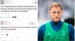 Juventus,Höwedes ko. I tifosi: «Come giochiamo in Champions?»