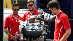 F1, Leclerc sarà in pista con la Sauber