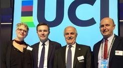 Unione Ciclistica Internazionale: Di Rocco eletto Vicepresidente