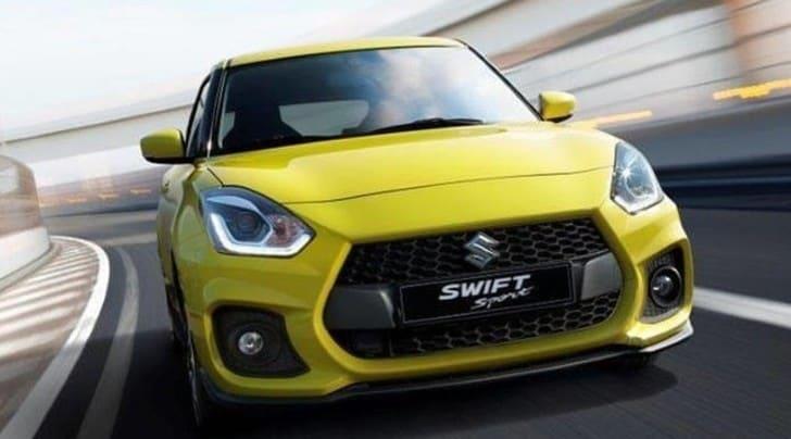 Suzuki Swift Sport, leggerezza turbo per insidiare Mini Cooper