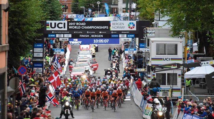Ciclismo, Mondiali: altre due medaglie per gli azzurri nella gara junior