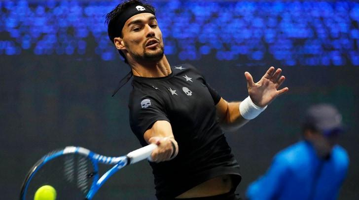 Tennis, San Pietroburgo Open: Fognini pronto per la semifinale
