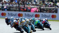 Moto3, Martin conquista la pole