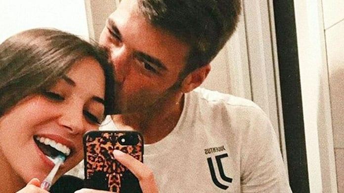 Juventus-Torino, che derby! La figlia di Mihajlovic con il bianconero Vogliacco