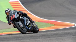 Moto2, Sky Racing Team: quarta fila per Bagnaia