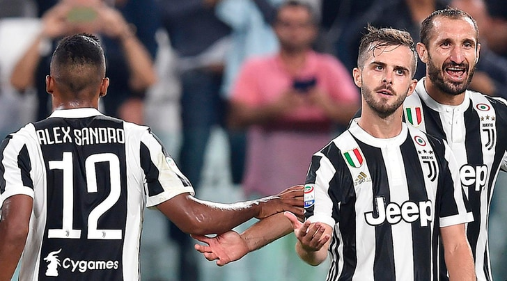 Pagelle Juventus: Pjanic show, Matuidi morde