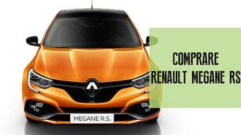 3 motivi per comprarla, Renault Megane RS